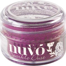 Nuvo Sparkle Dust Cosmo Berry (NSD 541)