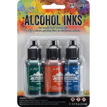 Ranger Tim Holtz Alcohol Ink Rustic Lodge (TIM19770)