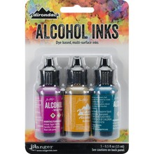 Ranger Tim Holtz Alcohol Ink Nature Walk (TIM19787)