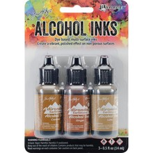 Ranger Tim Holtz Alcohol Ink Cabin Cupboard (TIM19691)