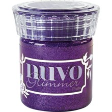 Nuvo Glimmer Paste Amethyst Purple (956N)
