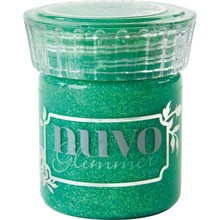 Nuvo Glimmer Paste Peridot Green (958N)