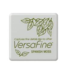 Tsukineko Versafine Spanish Moss 1 Inch Pigment Ink Pad (VFS-62)