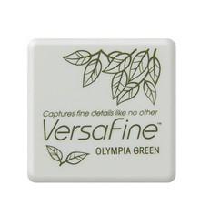 Tsukineko Versafine Olympia Green 1 Inch Pigment Ink Pad (VFS-61)