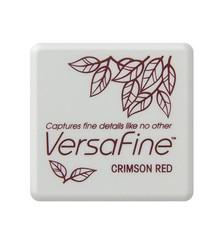 Tsukineko Versafine Crimson Red 1 Inch Pigment Ink Pad (VFS-11)
