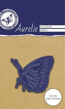 Aurelie Botanical Garden Butterfly 1 Die (AUCD1004)