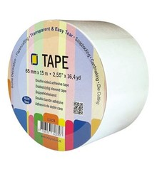 JEJE Produkt 65mm Double Sided Adhesive Tape (3.3225)