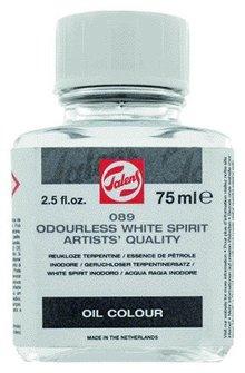 Talens Reukloze Terpentine Flacon 75 ml (24280089)