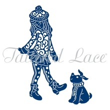 Tattered Lace Libby & Buster (ETL451)