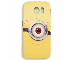 Minion Camera Case : ❶❷❸ minion 1 eye handyschale cover case schutzhuelle samsung