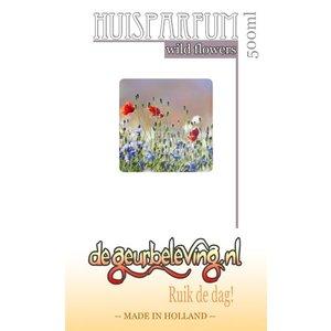 Geurolie Wild Flowers (wilde bloemen)