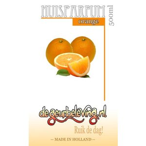 Geurolie Orange (sinaasappel)