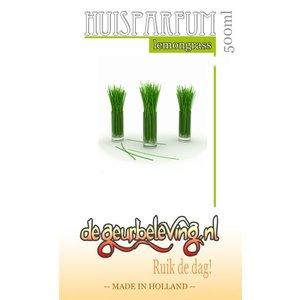 Geurolie Lemongrass (citroengras)