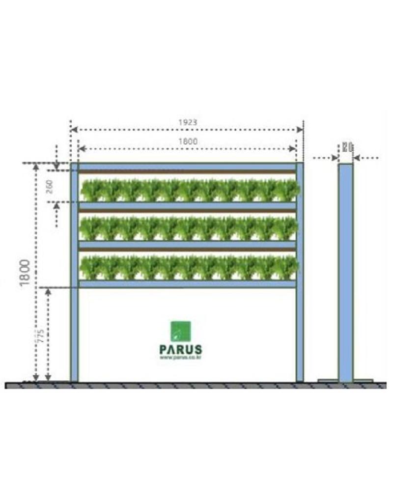 Parus Eco Natura 190cm Layer 3