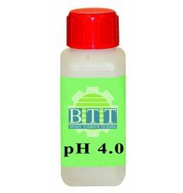 BTT PH calibration fluid 4.01 100 ml.