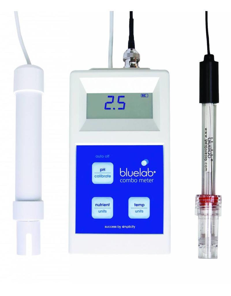 BlueLab PH meter, EC meter en Temperatuur meter combi