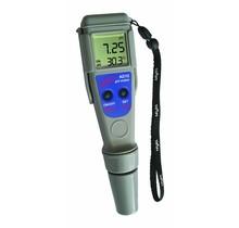 PH meter en temperatuurmeter AD-12 (waterdicht)