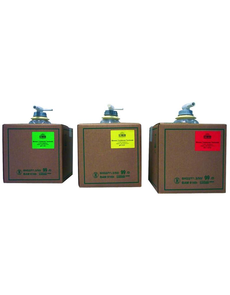 Eutech pH ijkvloeistof 7.01 5 liter