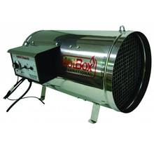 Heater SUPERB Electronische verwarming 1300 & 2600 Watt / 230V