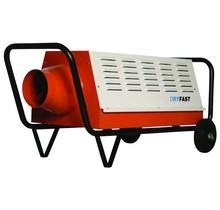 Heater DFE-80-T 9000 & 15.000 watt / 400 V