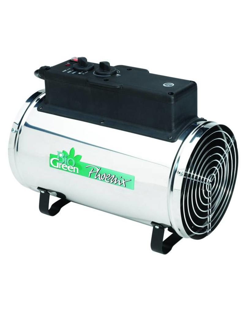 BIOGreen Phoenix professionele elektrische heater / elektrische verwarming