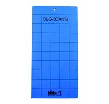 Vangstroken BLAUW afm. 25cm x 10cm 10 kaarten