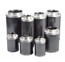 Lucht Filter 975 m³/h tot 1150 m³/h lengte 50 cm flensmaat 200 mm
