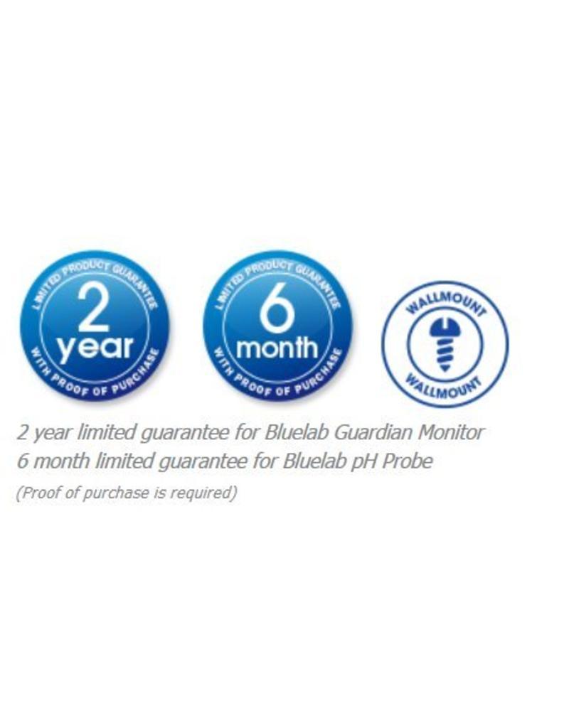 BlueLab PH-Meter, EC-Meter und Temperaturanzeige Guardian Monitor