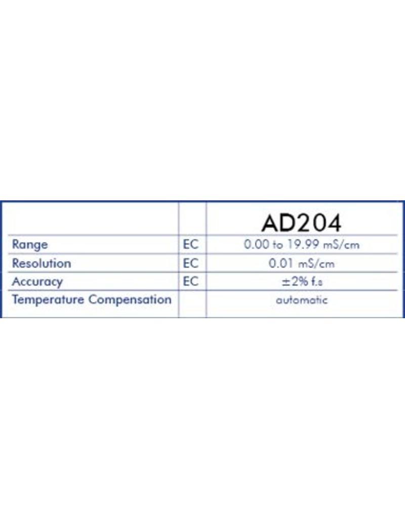 Adwa AD-204 EC meter