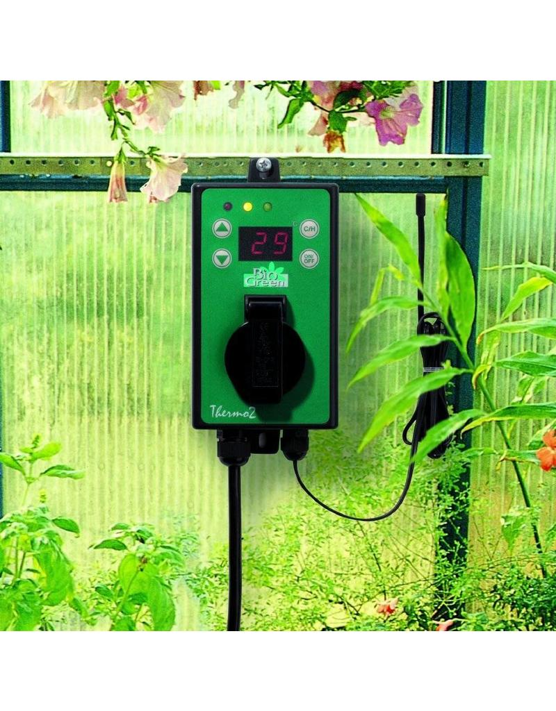 BIOGreen Thermostat für Heizleitungen und Pads (max. 3000 W)