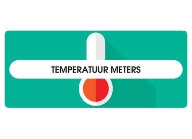 Temperaturmesser