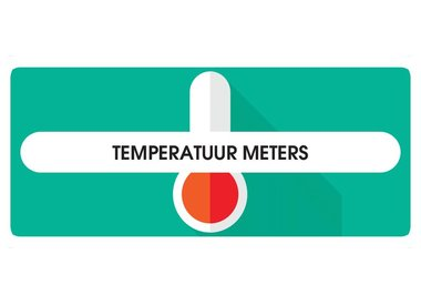 Temperatuur meters