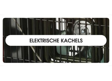 Elektrische kachels