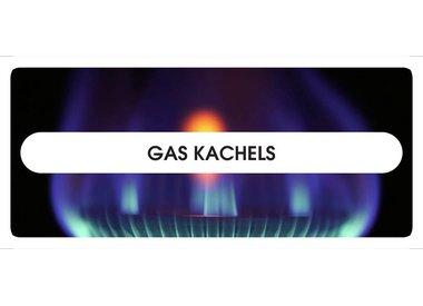 Gas kachels