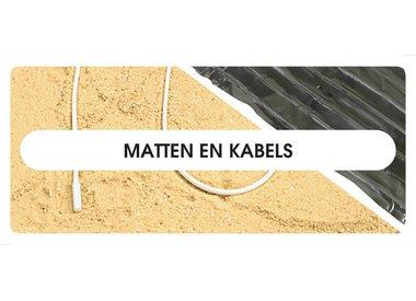 Matten und Kabel