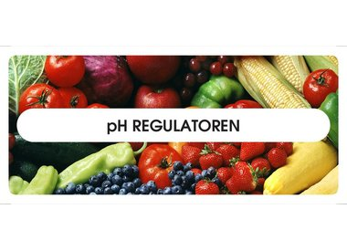 pH regulators