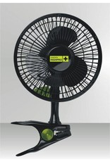 Garden High Pro Clipventilator (Clipfan) ECO 20cm zwart met bevestigingsclip Ultra Zuinig