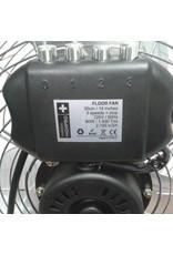 Garden High Pro Vloerventilator Floor Fan ECO 40cm (ventilator) Zilver Extra zuinig
