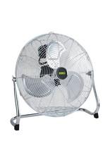 Garden High Pro Vloerventilator Floor Fan 35cm (ventilator) Zilver - Extra zuinig
