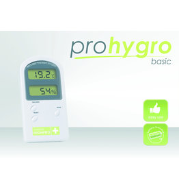 Garden High Pro Thermometer Hygrometer Basic Garden Highpro