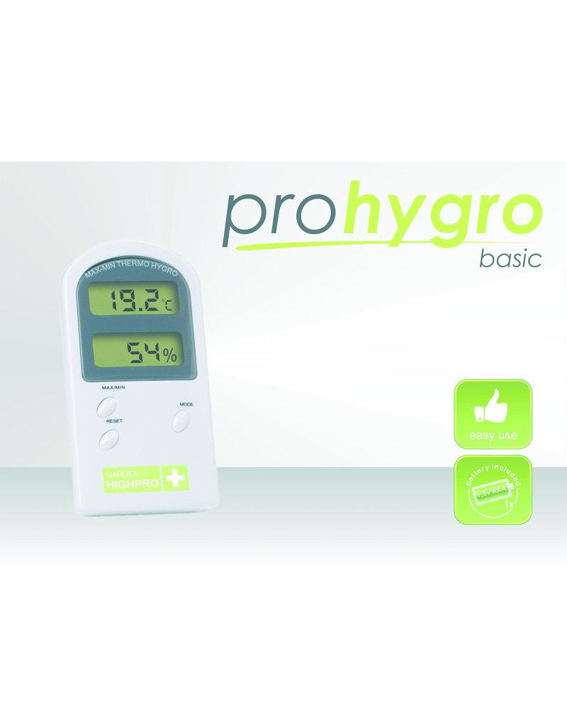 Garden High Pro Thermometer Hygrometer Basic Garden Highpro