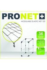 Garden High Pro PRONET MODULABLE 120 x 120 Modulares elastisches Netz 6x6 = 36 Anbauräume