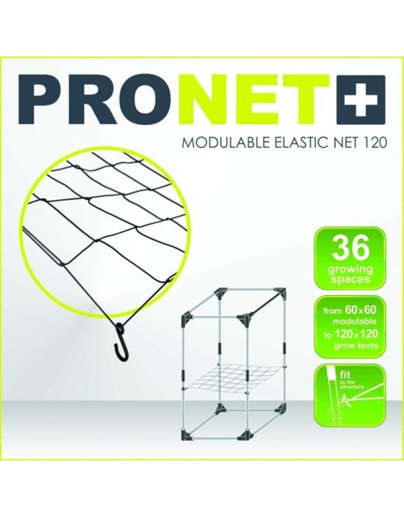 Garden High Pro PRONET MODULABLE 120 x 120 Modulable elastic net 6x6 = 36 growing spaces