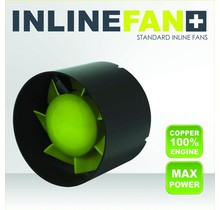 INLINE EXTRACTOR FAN - Axial Fan 125 125mm Cable not incl.