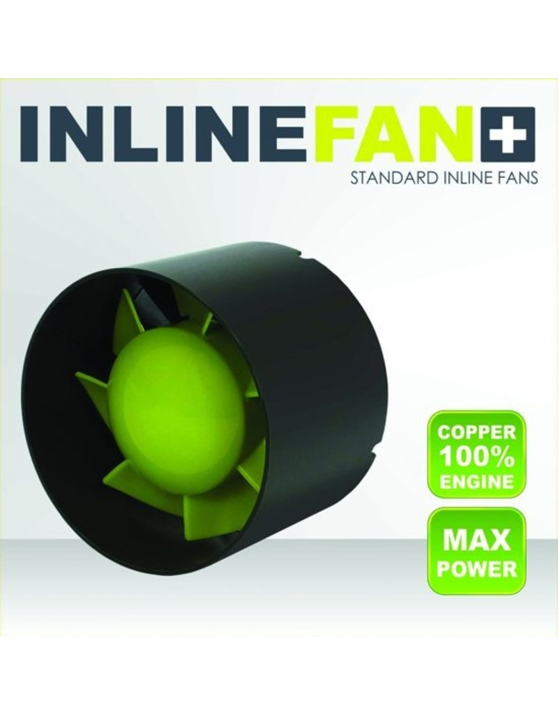 Garden High Pro INLINE EXTRACTOR FAN - Axial Fan 100 100mm Kabel nicht inkl.