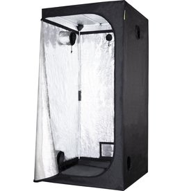 Garden High Pro Garden HighPro Grow Tent / Hobby Grow Tent ProBox Basic80 / 80x80x160cm NYLON 420D