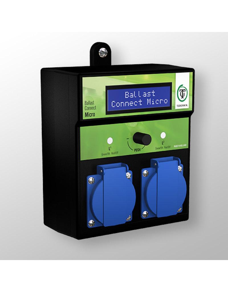 Techgrow TechGrow Vorschaltgerät connect micro 2x600 (ohne Temperatursonde)