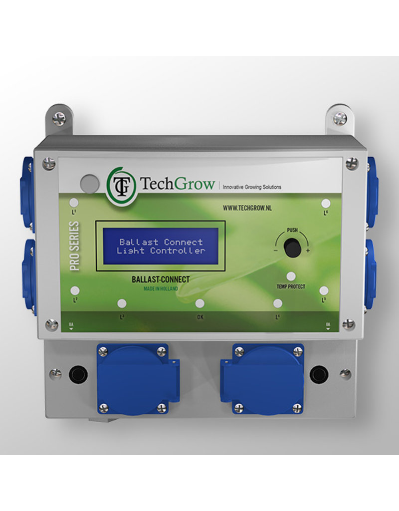Techgrow TechGrow Ballast connect 6x600 (ohne Temperatursonde)