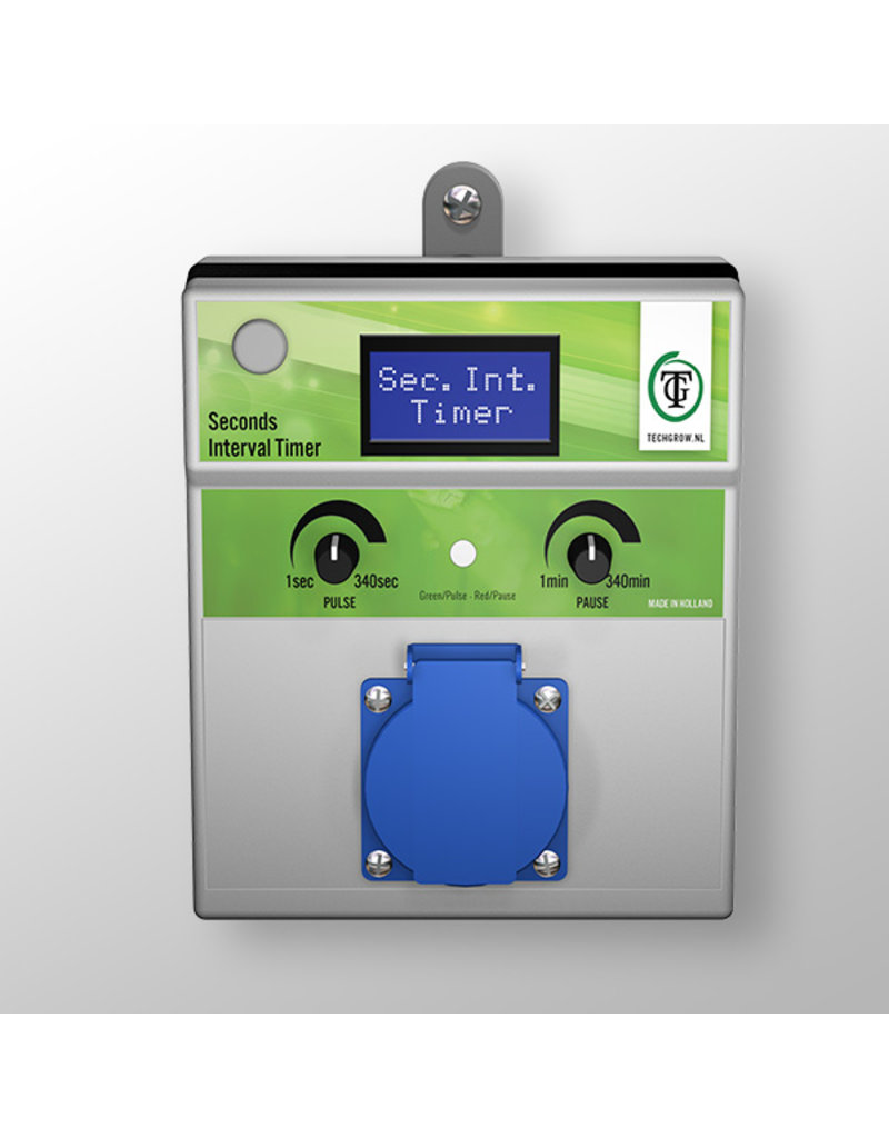 Techgrow TechGrow Sekunden Intervall Timer (int Lichtsensor)
