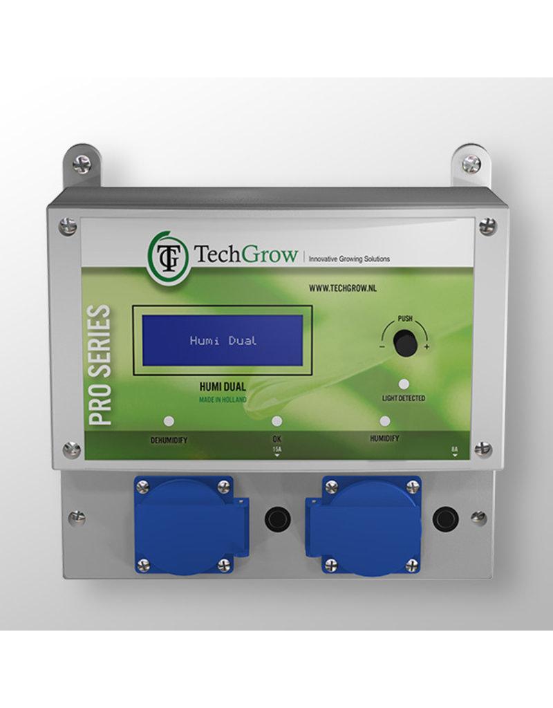 Techgrow TechGrow Humi Dual Pro  (excl Temp/RH sensor)